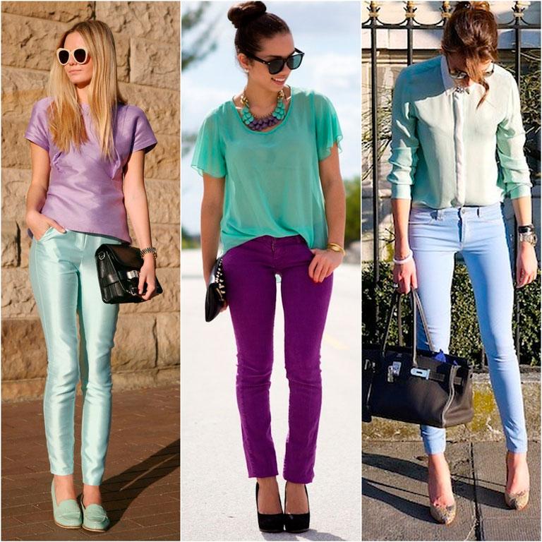 Mayo 2012 - Combinar color lila ...