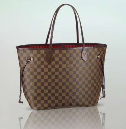 Neverfull MM Bag Louis Vuitton