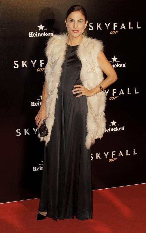 'Skyfall' Madrid Premiere