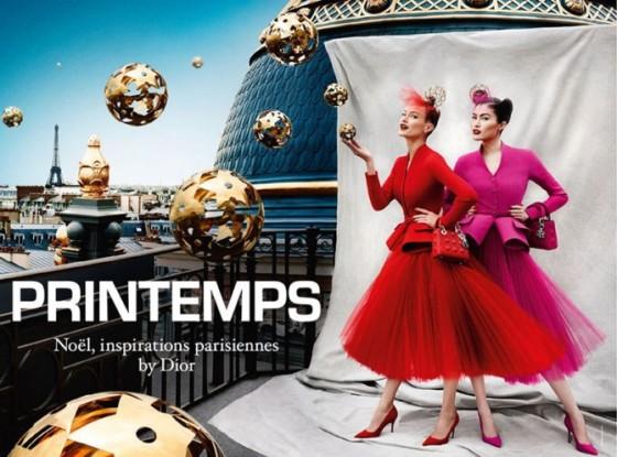 Dior Christmas 2012