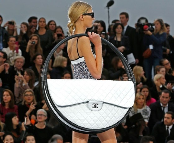 Hula Hops Chanel Bag