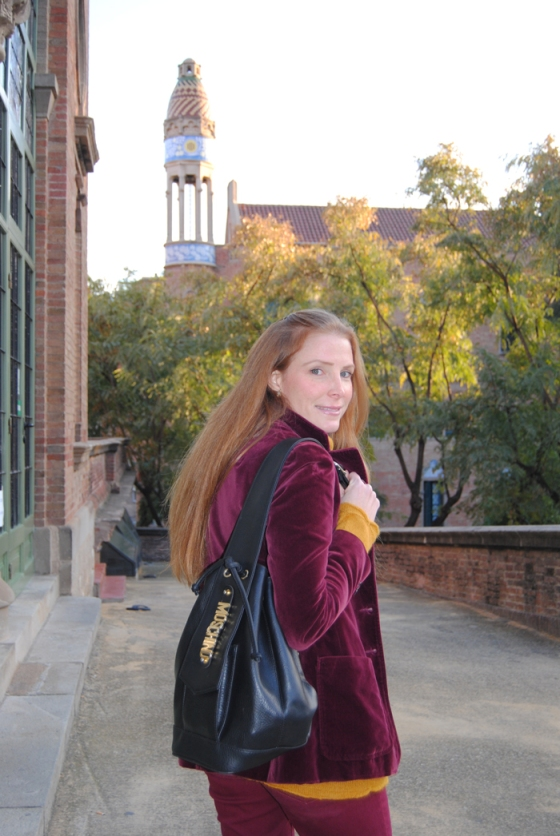 Moschino black bag