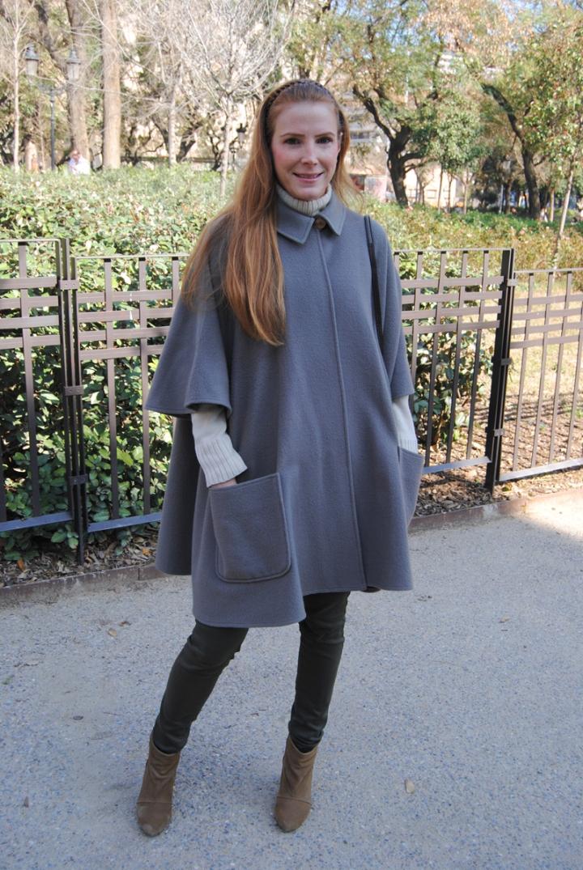 winter cape