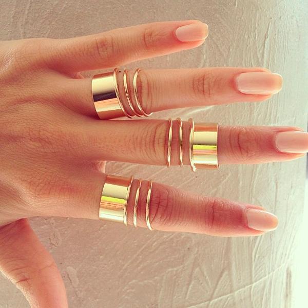 anillos falange