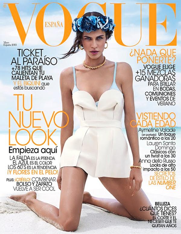 Portada Vogue Mayo