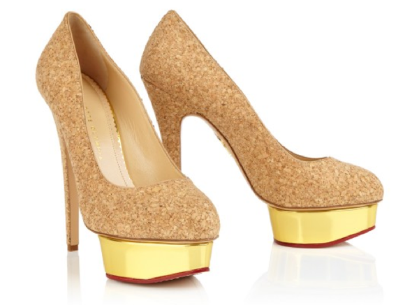 Charlotte Olympia Veuve Clicquot collection