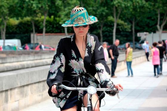 Street Style Paris fall 2013 2014
