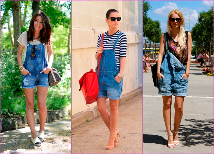 overall jean