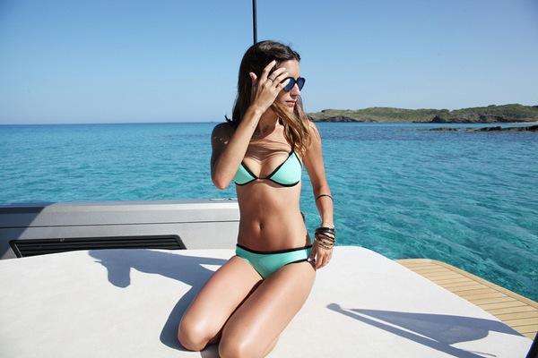 Bikini triángulo