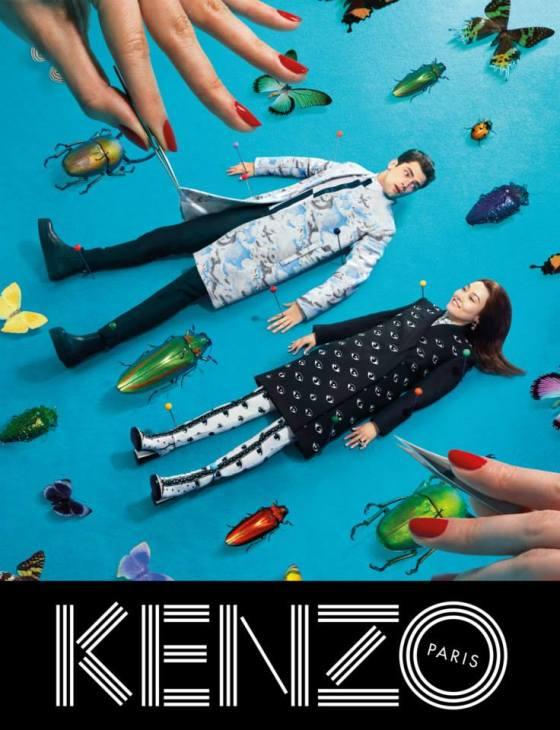 KENZO-Fall-Winter-2013-Campaign-01