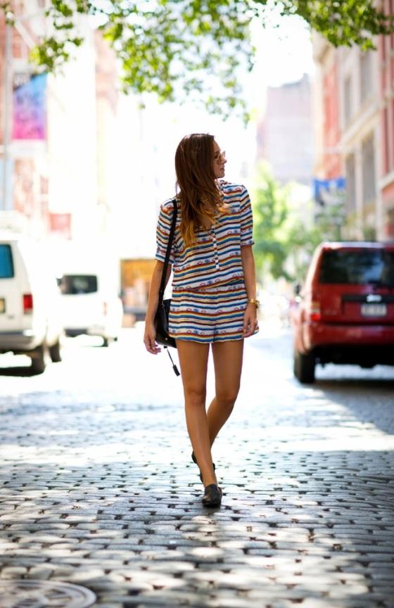 Matchy shorts