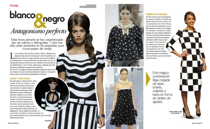 Revista Hogar Abril 2013