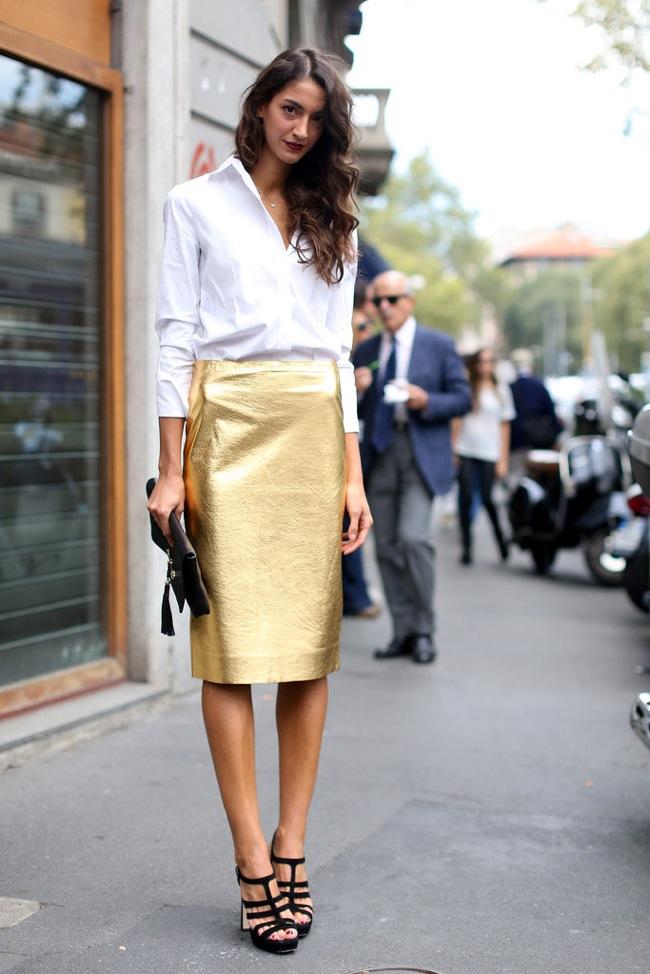 Gols skirt
