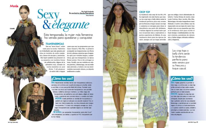 Revista Hogar Julio 2013