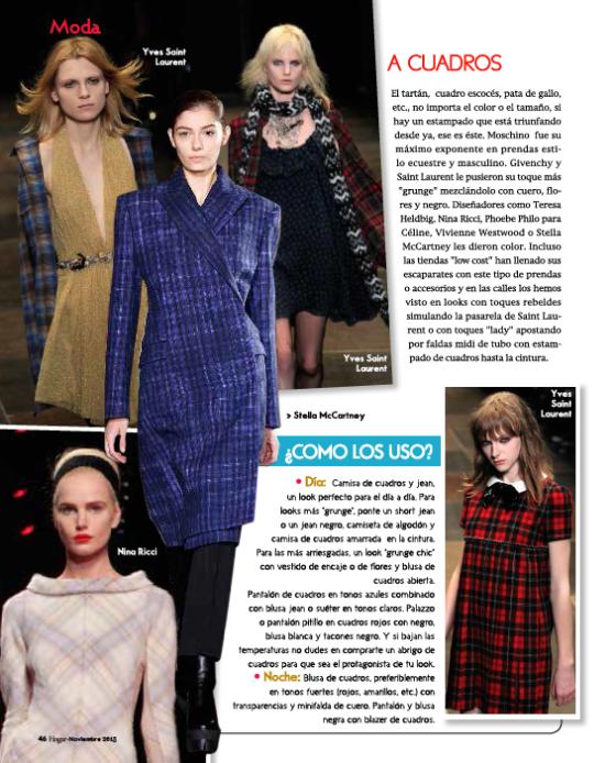Revista Hogar Noviembre