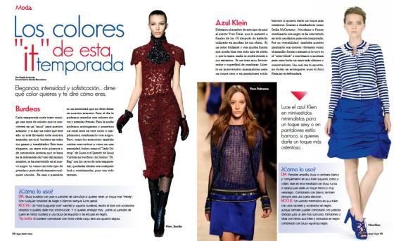 Revista Hogar Enero 2013