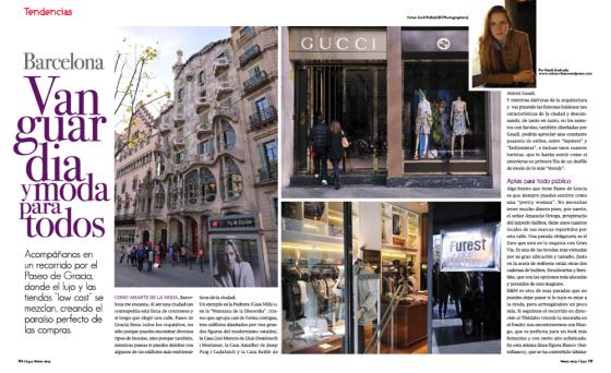 Revista Hogar Marzo 2013
