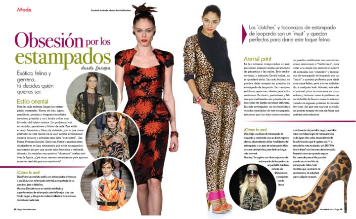 Revista Hogar Noviembre 2012