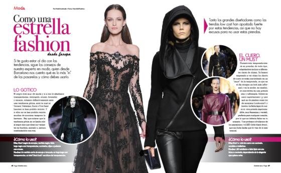 Revista Hogar Octubre 2012