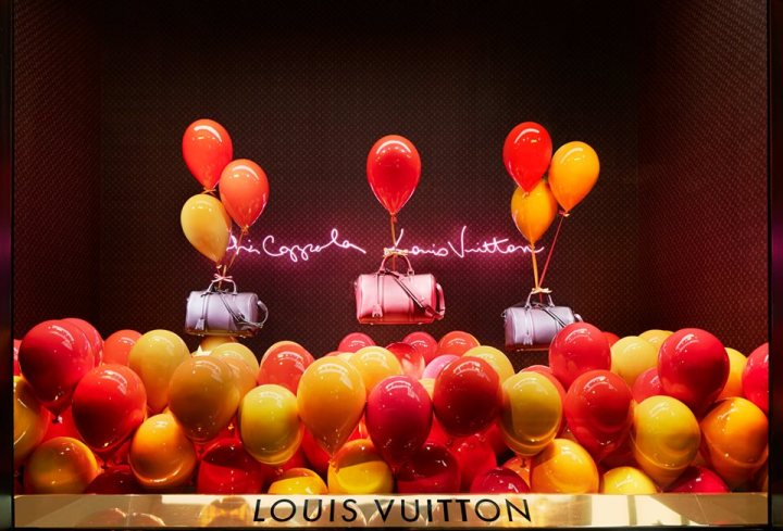 Sofia Coppola for Louis Vuitton