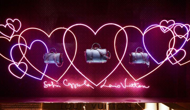 Sofia Coppola for Louis Vuitton
