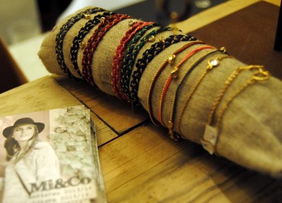 Mi&Co bracelets
