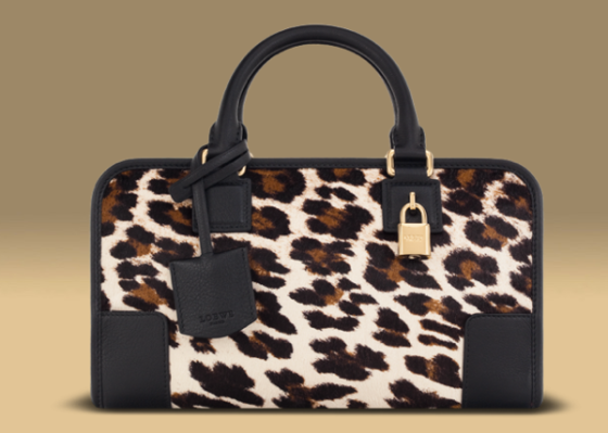 amazona leoprad bag