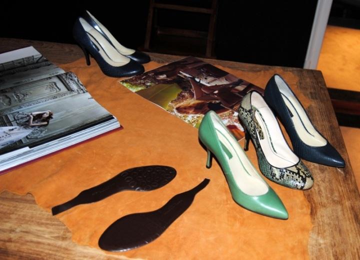 Serena Whitehaven shoes