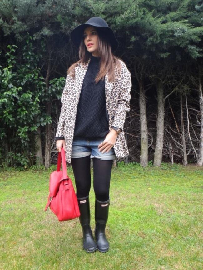 abrigo leopardo stradivarius