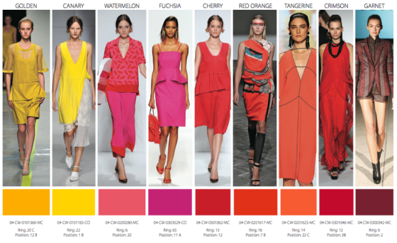 Ladies warm tones 2014
