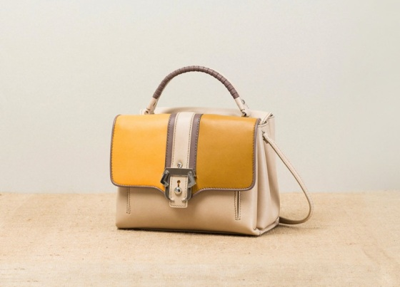 Paula-Cademartori_Spring-Summer-2014_Petite-Faye_Small-Shopping-Bag_beige_color-blocking