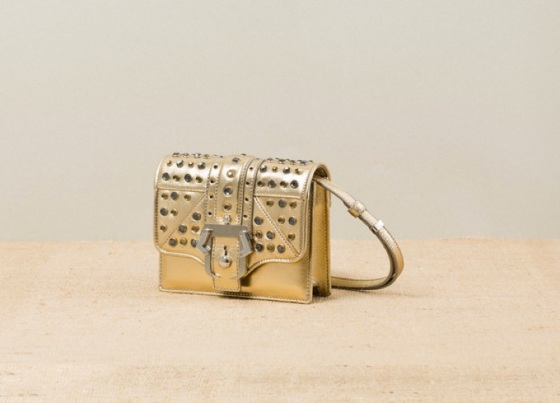 Paula-Cademartori_Spring-Summer-2014_Anna_Small-Shoulder-Bag_gold-leather_crystals
