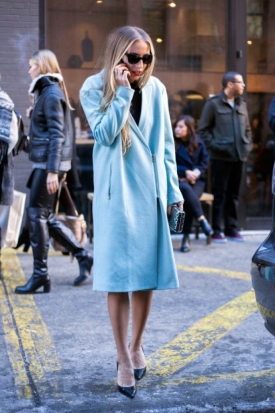 Candy coat new-york-fashion-week-street-style