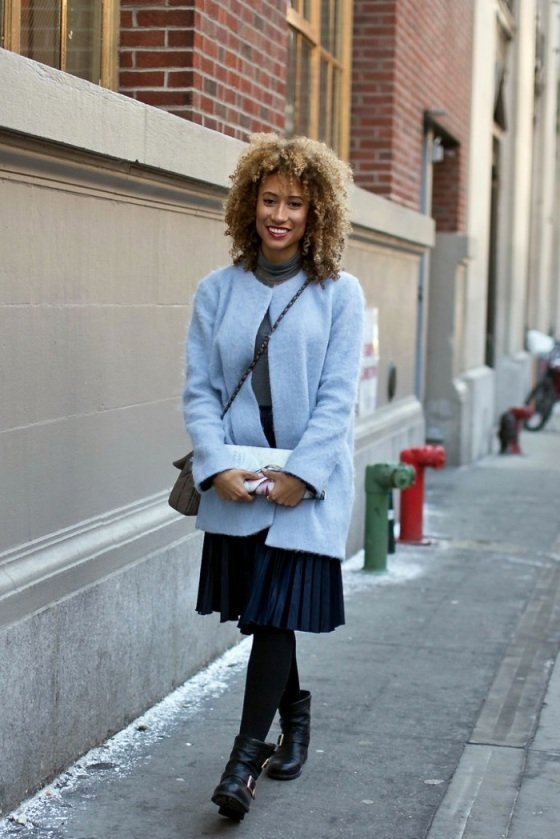 Candy coat_ street style NYFW