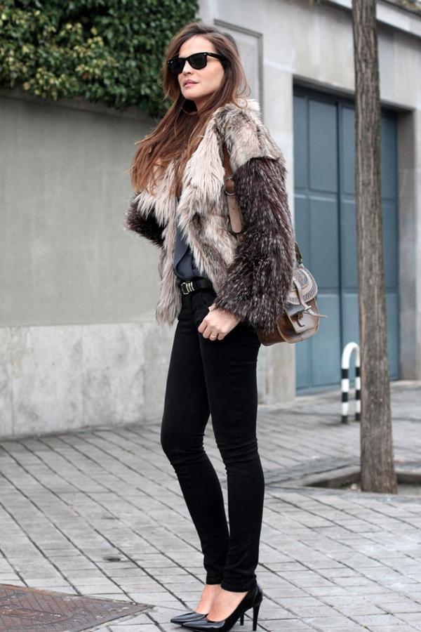 hairy coat