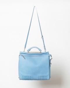 baby blue phillip lim bag