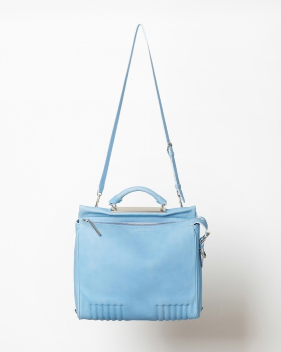 baby blue phillip lim bag