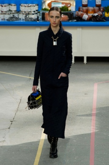 Chanel fashion show AW 14/15