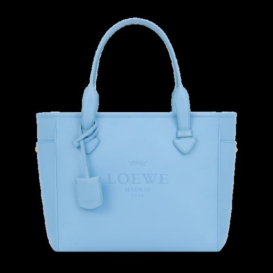 bolso celeste Loewe
