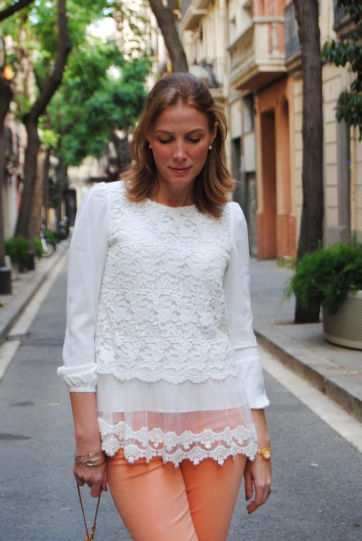 freyas lace blouse
