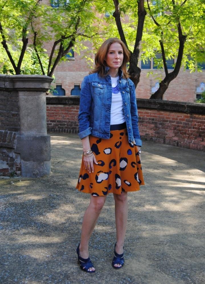 3.1 Phillip lim skirt look