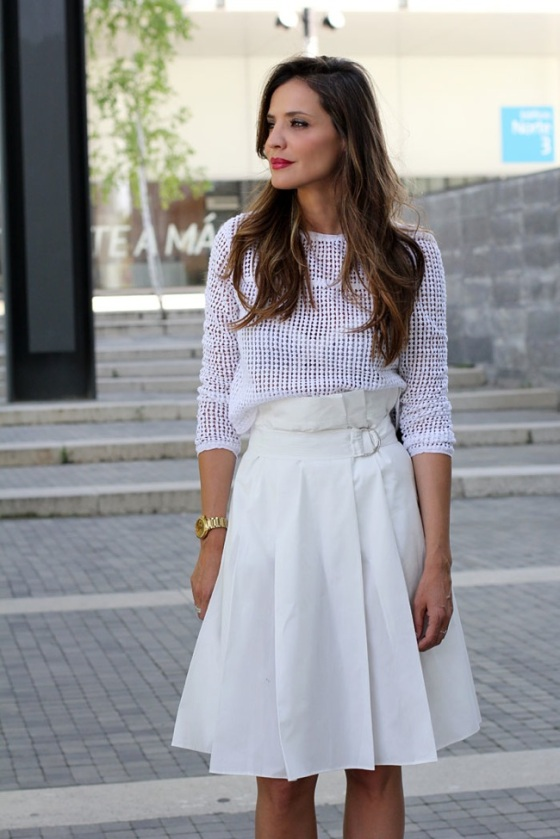 look total blanco