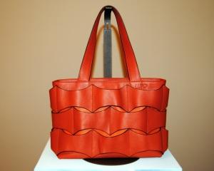 Red Lupo bag