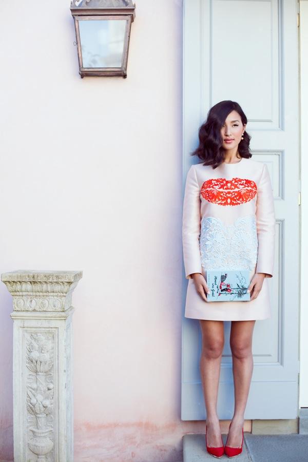 Stella Mc Cartney kiss dress