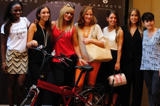 Con otras blogueras / With other bloggers