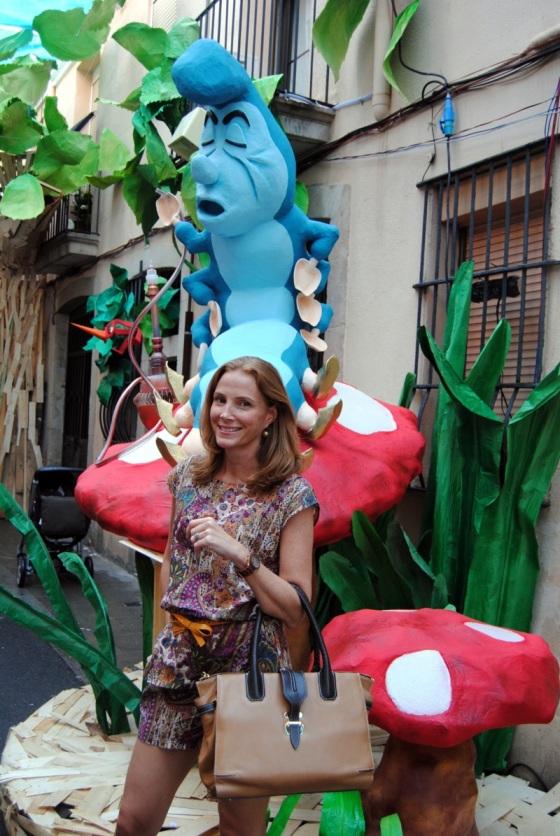 Alice in Wonderland Fiestas de Gracia
