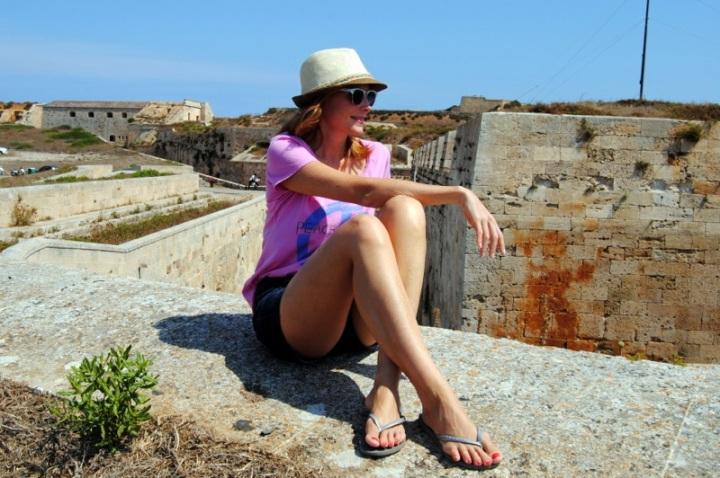 La Mola Menorca_Fortaleza Isabel II