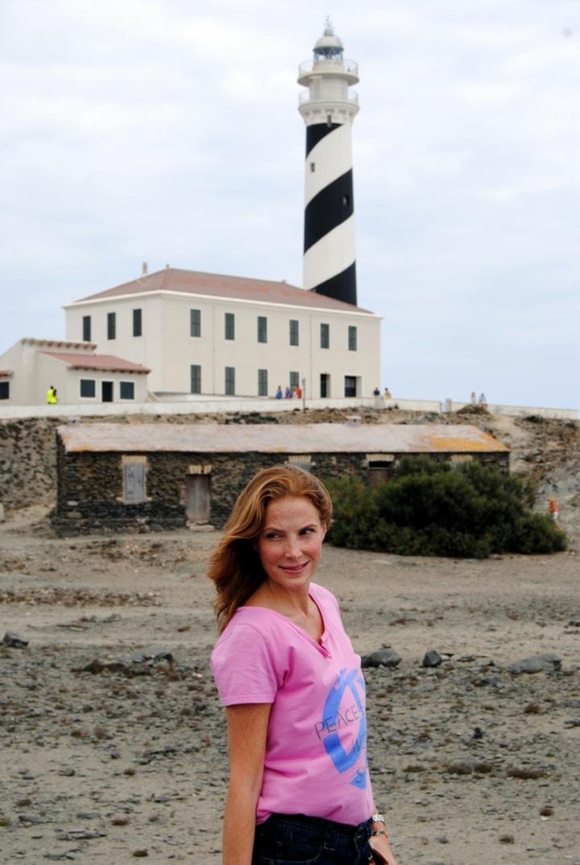 Faro Favaritx Menorca