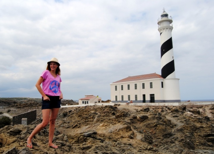 Favaritx Lighthouse Menorca