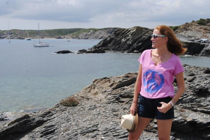 Crazy dreams shirt look_Menorca